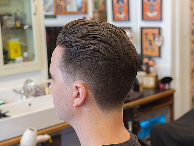 Nice Taper Done on This Gentleman