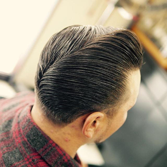 Clean cut and style