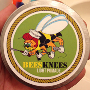 Bees Knees Light Pomade