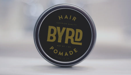 Byrd Hair Pomade Review