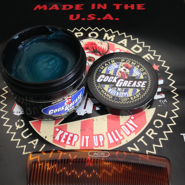 Cock Grease XXX Pomade Review