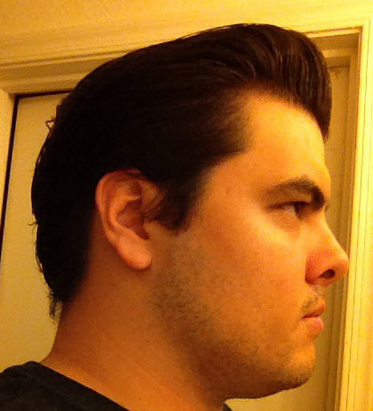 Doc Elliot Pure Pomade Pomp side view