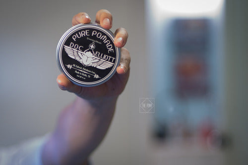 Doc Elliott Pure Pomade Firm Hold Pomade Review
