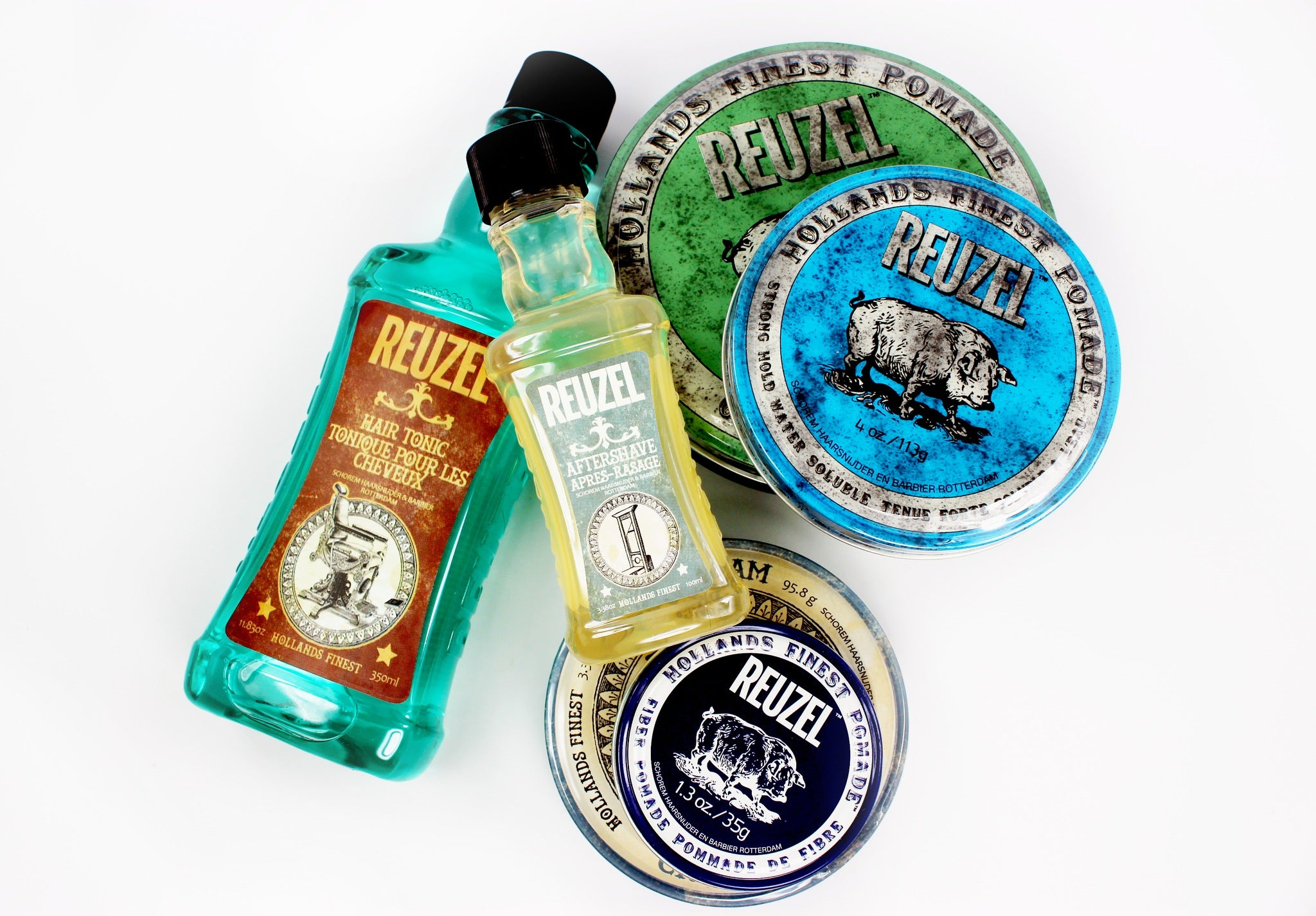 Reuzel Grooming Products