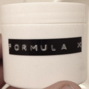 Formula X and Y Pomade