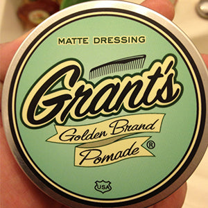 Grants Golden Brand Matte Dressing