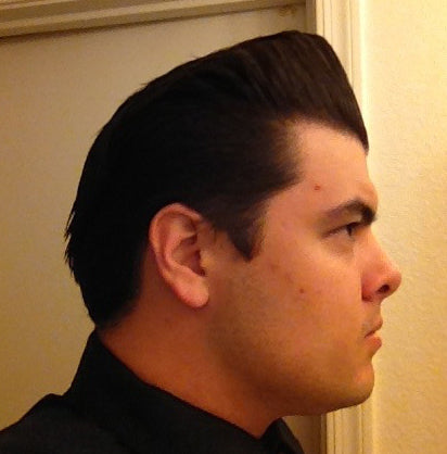 Grant's Golden Brand Pomade Medium Blend pomp