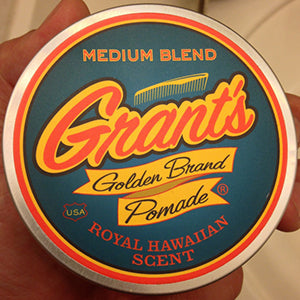 Grants Golden Brand Medium Blend Pomade