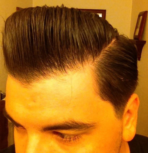 High Life Heavy Pomade pomp