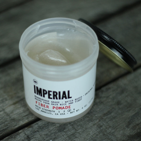 Imperial Fiber Pomade Review