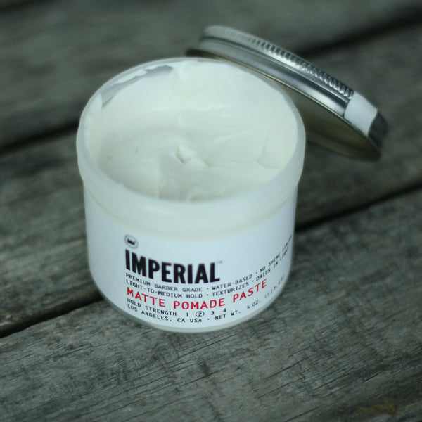 Imperial Matte Pomade Paste Review