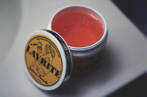 Layrite Deluxe Pomade Uncapped