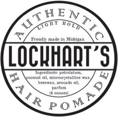 Lockhart's Light Hold Pomade