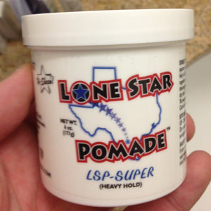 Lone Star Pomade Super Hold