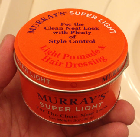 Murray's Super Light Pomade can