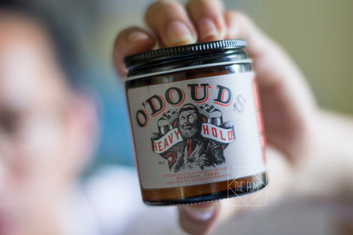 O'Douds Heavy Pomade tub