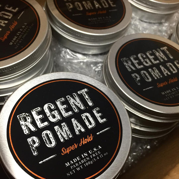 Bioken Regent Pomade Available on Pomade.com