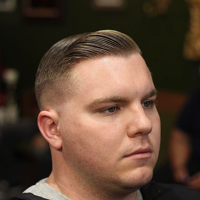 Ron Talley Barber Haircut