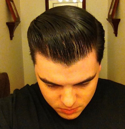 Slicker Thn Hell Ginny Grease Pomade pomp