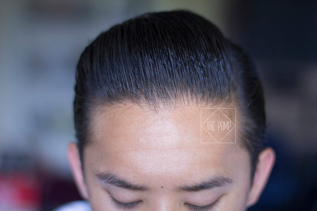 Suavecito Firme Hold Pomade - pomp front view