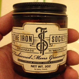 The Iron Society Old Fashioned Grooming Aid