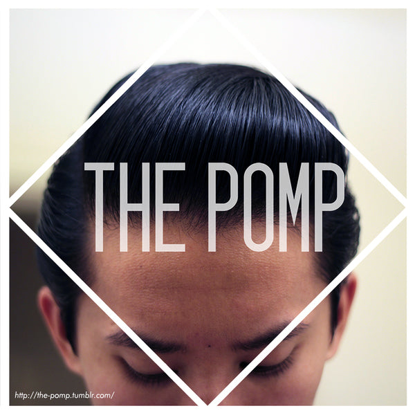How to style a pompadour - By The Pomp