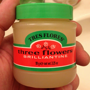 Tres Flores Brilliantine Solid
