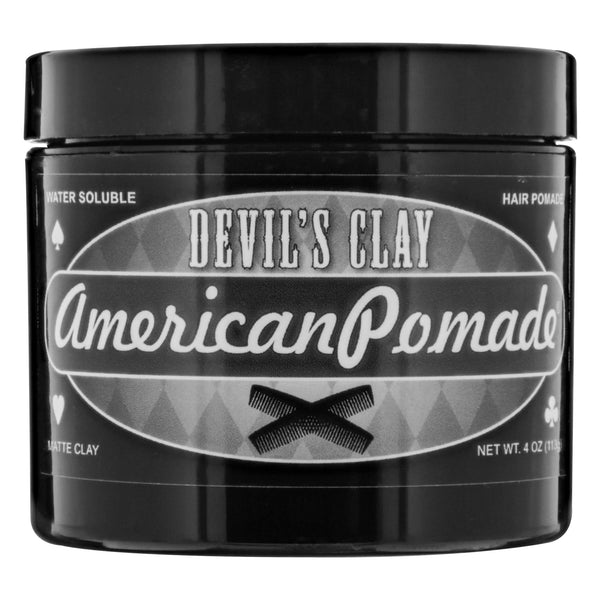 American Pomade Devil's Clay Front