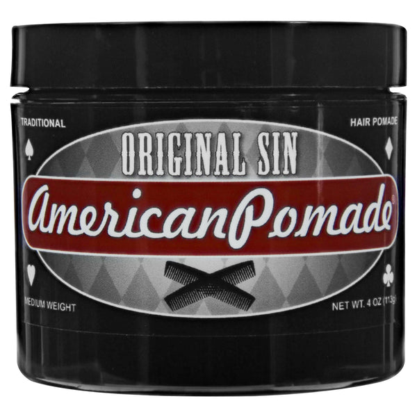 American Pomade Original Sin Front