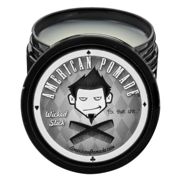 American pomade Wicked Slick Back