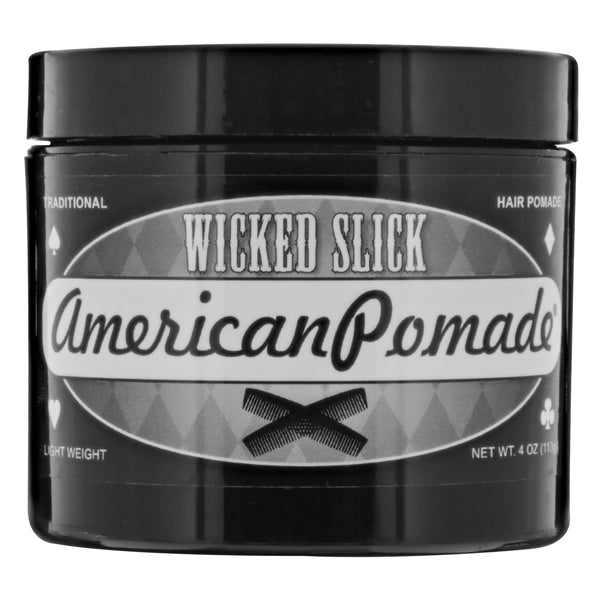 American pomade Wicked Slick Front