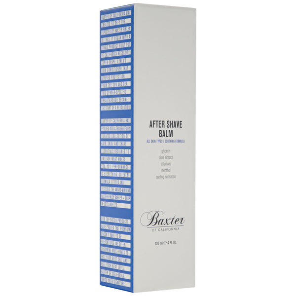 Baxter After Shave Balm Box