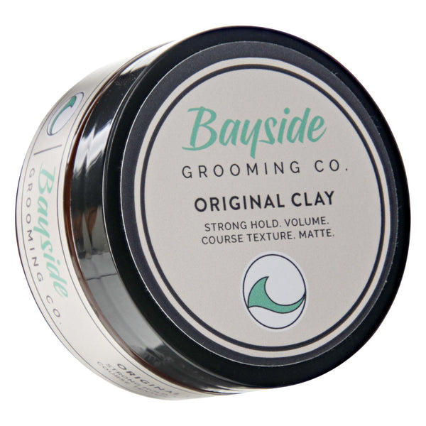 Bayside Grooming Co. Original Clay Front