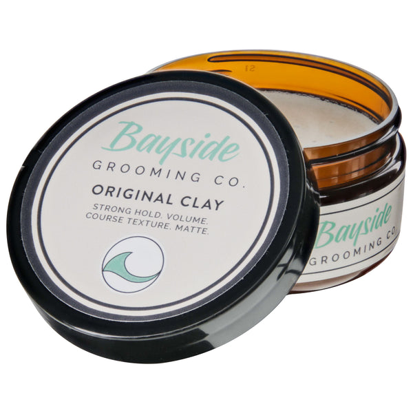Bayside Grooming Co. Original Clay Open