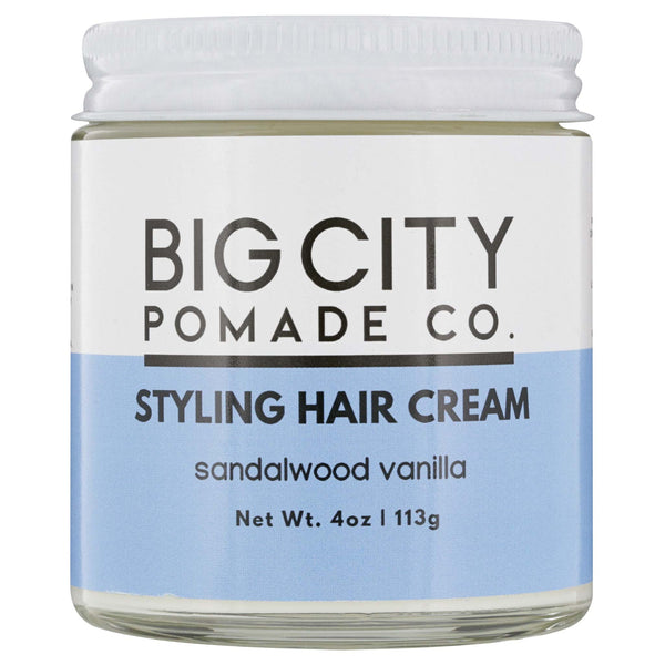 Big City Styling Hair Cream front