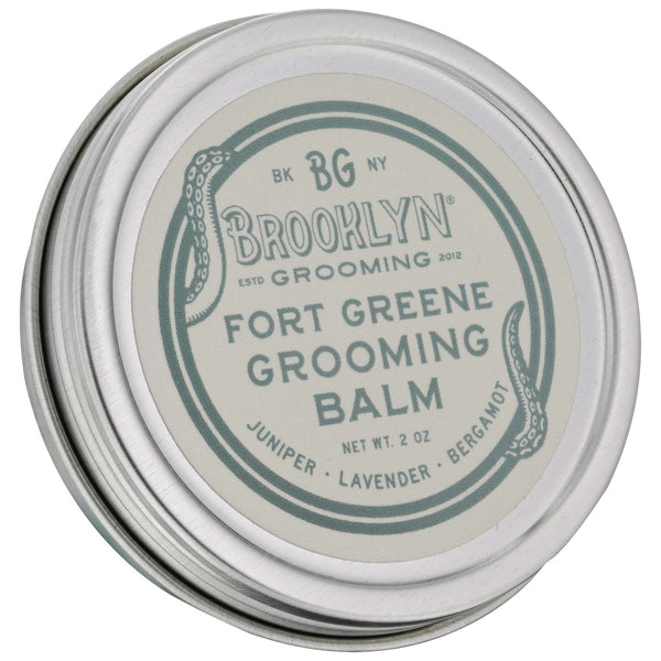 Brooklyn Grooming Fort Greene Beard Balm Front