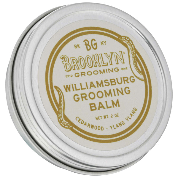 Brooklyn Grooming Williamsburg Beard Balm Front