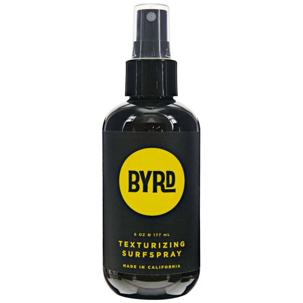 Byrd Texturizing Spray Bottle Front