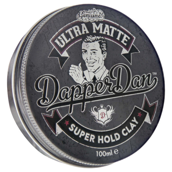 Dapper Dan Ultra Matte Super Hold Clay Front