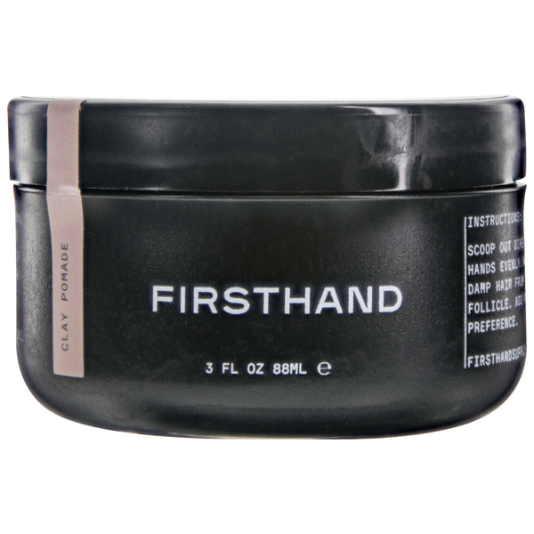 Firsthand Supply Clay Pomade Front
