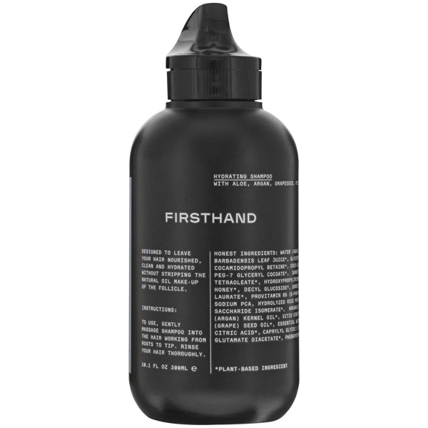 Firsthand Hydrating Shampoo Back