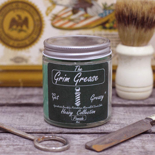 Grim Grease Heavy Pomade