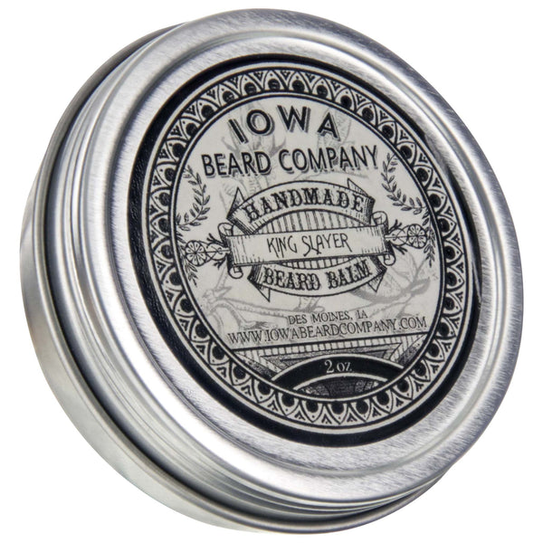 Iowa Beard Company Beard Balm King Slayer Front