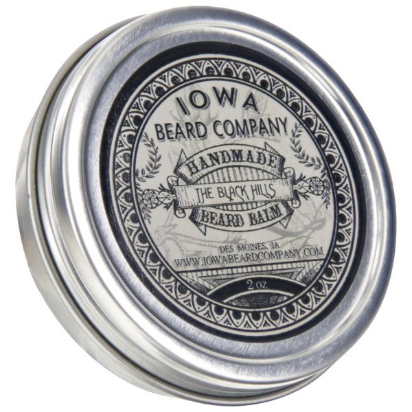 Iowa Beard Company Beard Balm The Black Hills Front