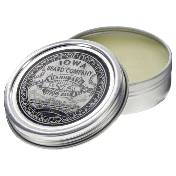 Iowa Beard Company Beard Balm The Black Hills Open
