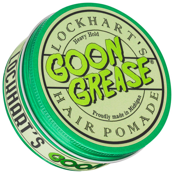 Lockhart's Heavy Hold Goon Grease Pomade front