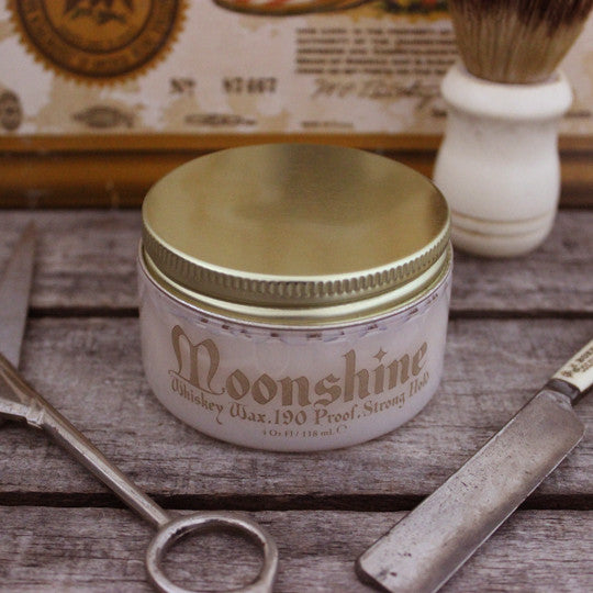 Moonshine Wax Pomade