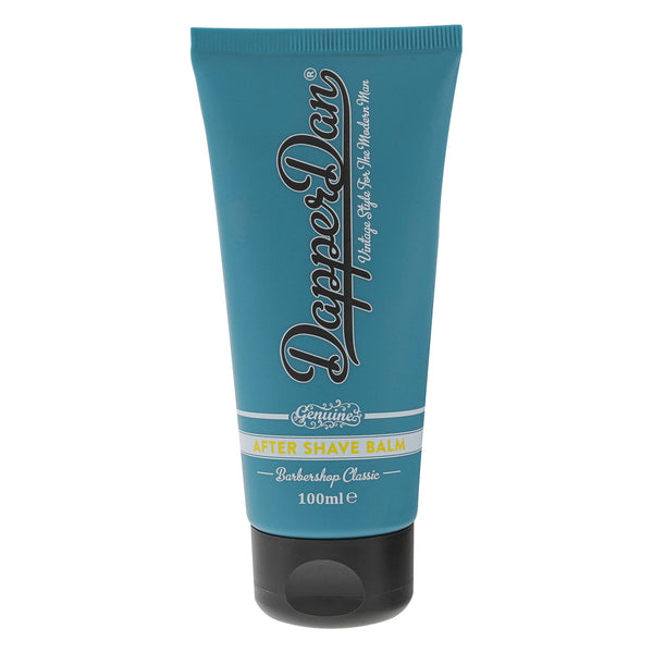 Dapper Dan Aftershave Balm Front