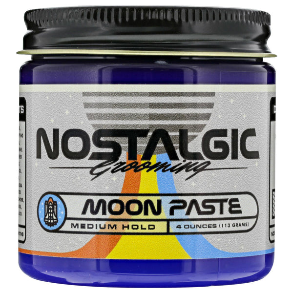 Nostalgic Grooming Meteor Shower Moon Paste Front