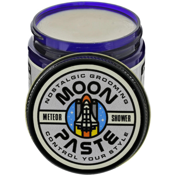Nostalgic Grooming Meteor Shower Moon Paste Open